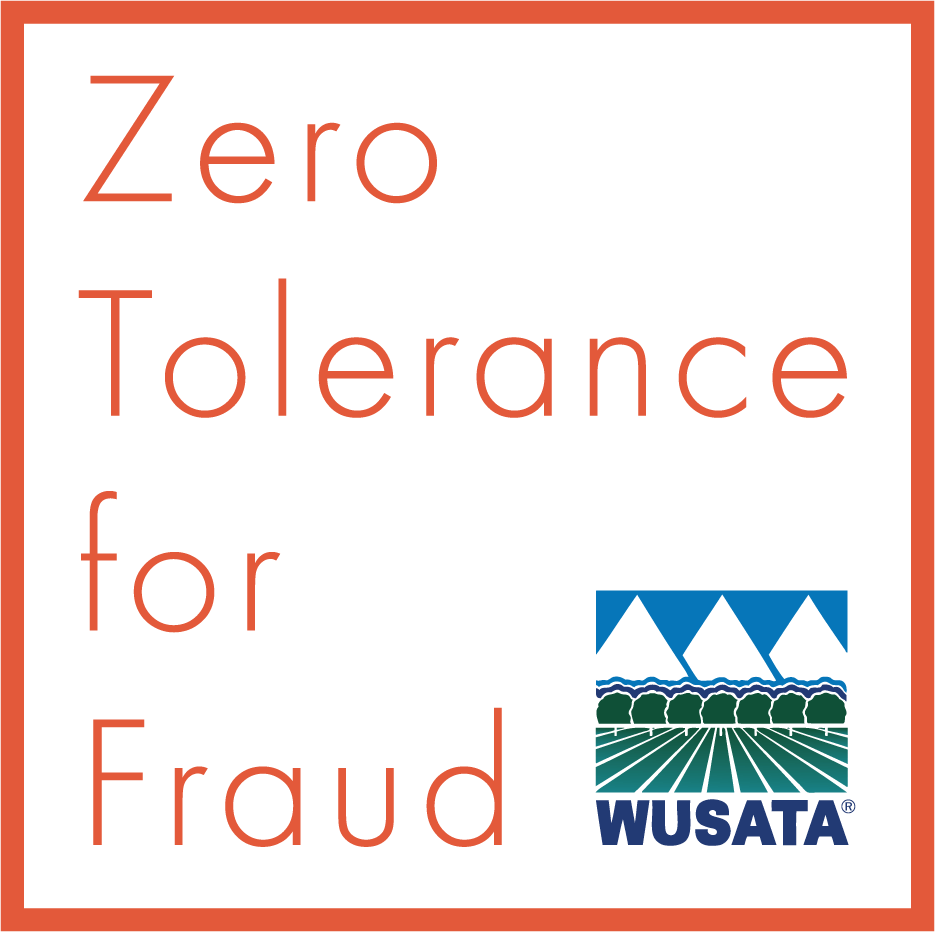 Zero Tolerance for Fraud